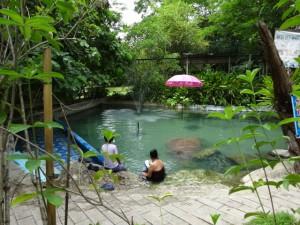 ボークン温泉