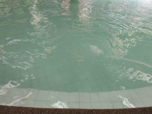 ボークン温泉のお湯