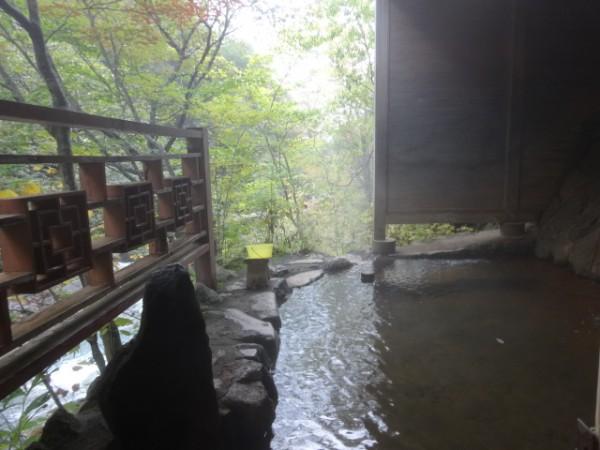 北温泉・河原の湯