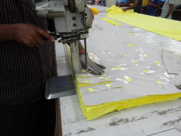 grameen knitwear cutting section